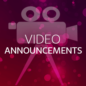 VideoAnnouncements Button